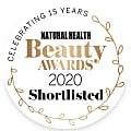 Natural Health Beauty Awards 2020 shortlist