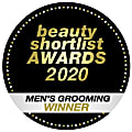 Beauty Shortlist Awards 2020 Mens Grooming Winner