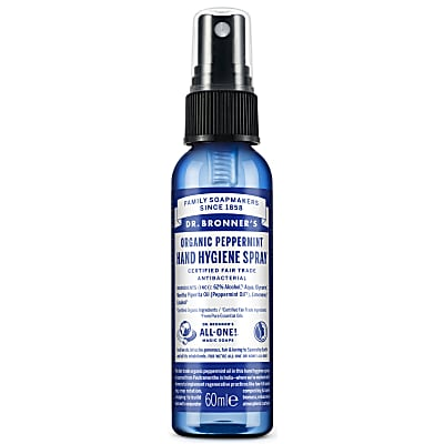 Organic Peppermint Hand Hygiene Spray