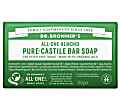 PURE-CASTILE BAR SOAP - ALMOND