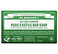 PURE-CASTILE BAR SOAP - ALMOND
