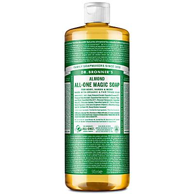 ALMOND PURE-CASTILE LIQUID SOAP - 946ml