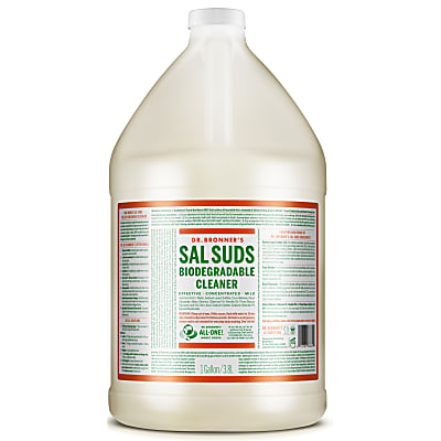 SAL SUDS BIODEGRADABLE CLEANER - 3.79ltr