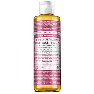 Cherry Blossom Pure-Castile Liquid Soap - 240ml