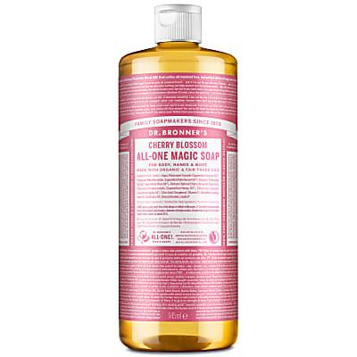 Cherry Blossom Pure-Castile Liquid Soap - 945ml