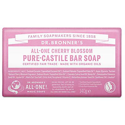 Pure-Castile Bar Soap - Cherry Blossom