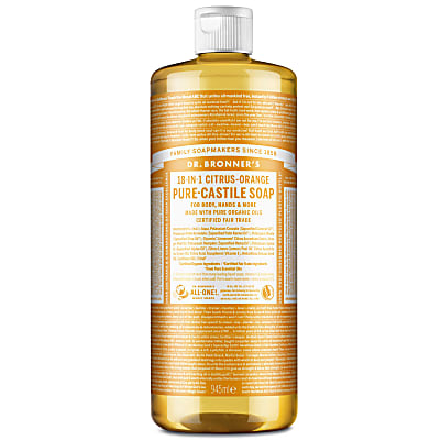 CITRUS PURE-CASTILE LIQUID SOAP - 946ml