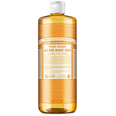 CITRUS PURE-CASTILE LIQUID SOAP - 946ml