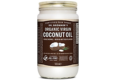 ORGANIC VIRGIN COCONUT OIL WHOLE KERNEL  - 900ML