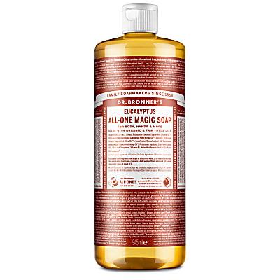 EUCALYPTUS PURE-CASTILE LIQUID SOAP -  946ml