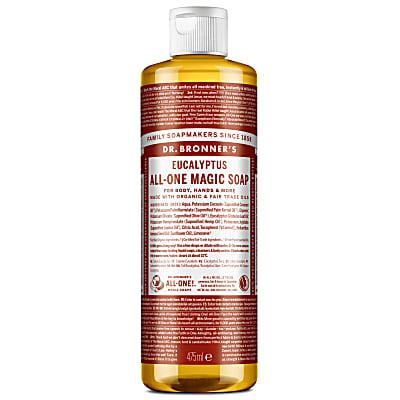EUCALYPTUS PURE-CASTILE LIQUID SOAP - 473ml