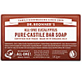 PURE-CASTILE BAR SOAP - EUCALYPTUS