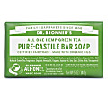 PURE-CASTILE BAR SOAP - GREEN TEA