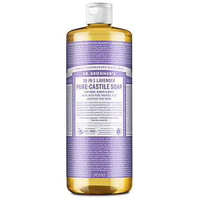 LAVENDER PURE-CASTILE LIQUID SOAP - 946ml
