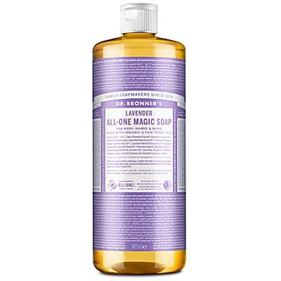 LAVENDER PURE-CASTILE LIQUID SOAP - 946ml