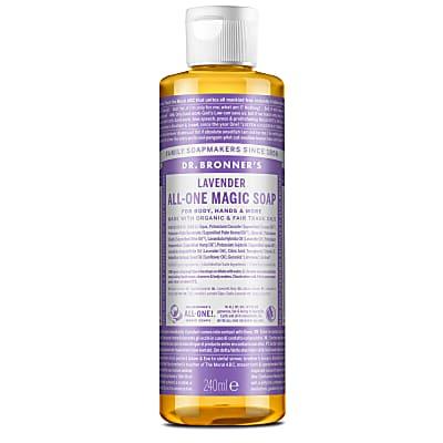 LAVENDER PURE-CASTILE LIQUID SOAP - 237ml