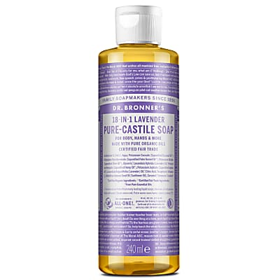 LAVENDER PURE-CASTILE LIQUID SOAP - 237ml