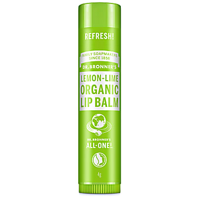 ORGANIC LIP BALM - LEMON LIME