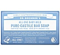 PURE-CASTILE BAR SOAP - BABY UNSCENTED