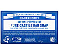 PURE-CASTILE BAR SOAP - PEPPERMINT