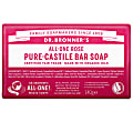 PURE-CASTILE BAR SOAP - ROSE