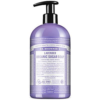 ORGANIC PUMP SOAP - LAVENDER 710ml