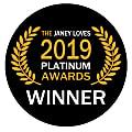 Platinum Award Winner 2019 Winner